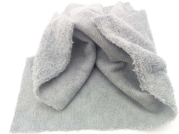 Long and Short Terry Towel