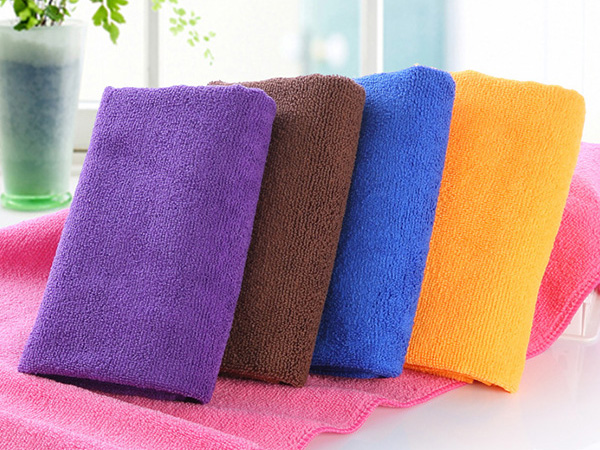 Warp Knitted Towel