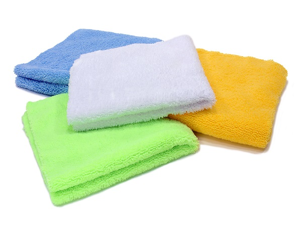 Edgeless Towels