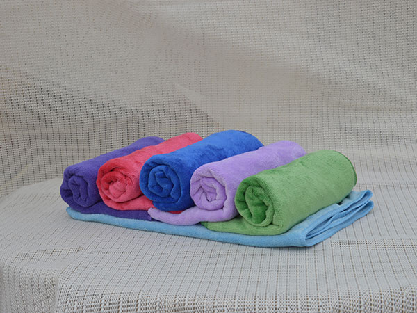 Weft Knitted Car Washing Towel 30x30cm 300gsm