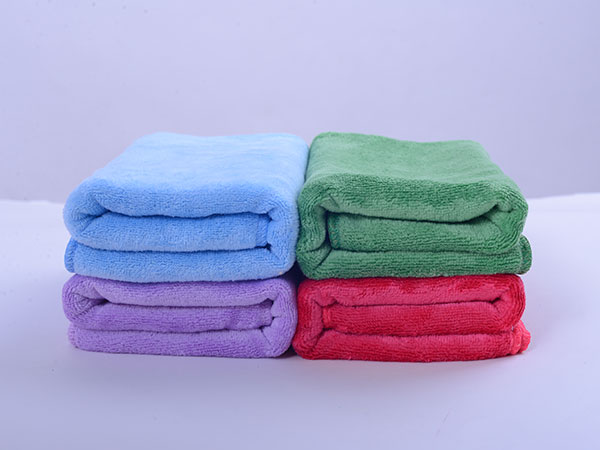 Weft Knitted Car Washing Towel 75x150cm 300gsm