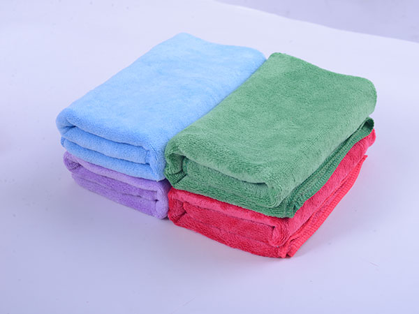 Weft Knitted Car Washing Towel 50x90cm 300gsm