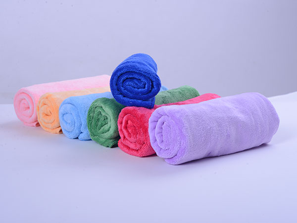 Weft Knitted Car Washing Towel 60x120cm 300gsm