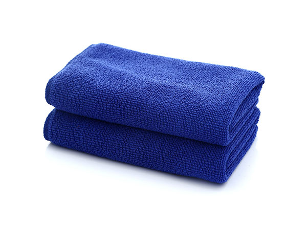 Weft Knitted Car Washing Towel 30x60cm 320gsm