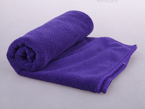 Weft Knitted Car Washing Towel 35x75cm 320gsm