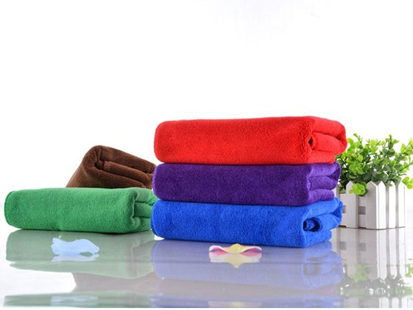 Weft Knitted Car Washing Towel 60x120cm 320gsm