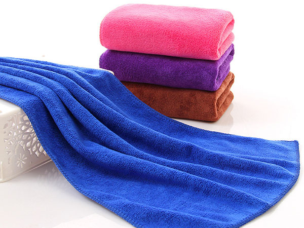 Weft Knitted Car Washing Towel 75x150cm 320gsm
