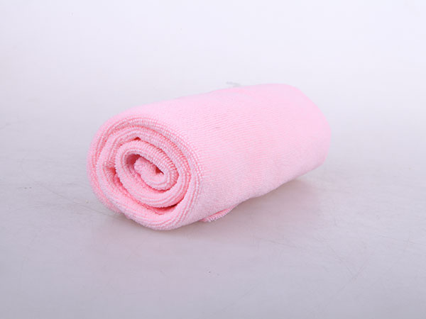 Weft Knitted Car Washing Towel 30x30cm 380gsm
