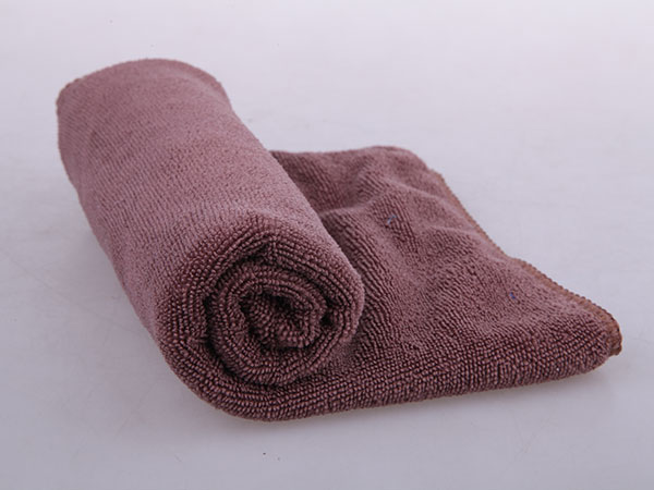 Weft Knitted Car Washing Towel 40x60cm 380gsm