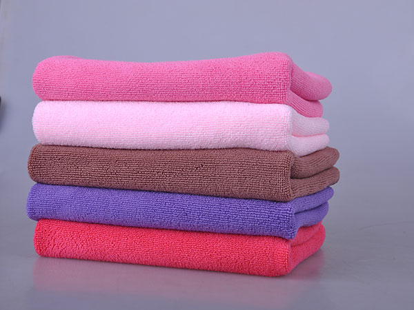 Weft Knitted Car Washing Towel 30x30cm 400gsm