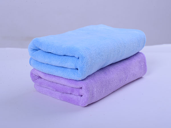 Weft Knitted Car Washing Towel 40x40cm 400gsm