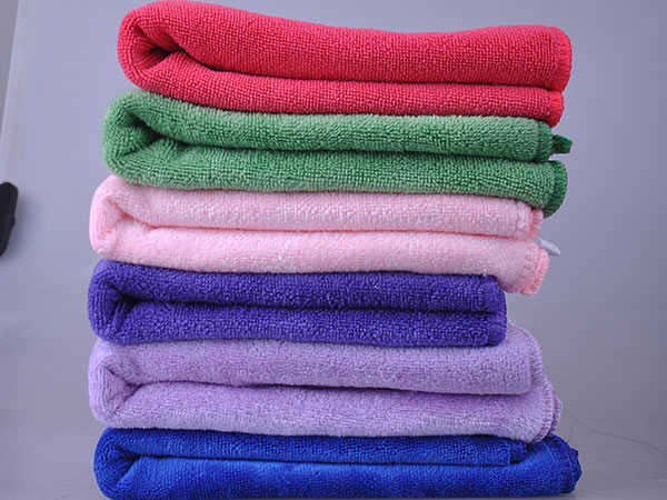 Weft Knitted Car Washing Towel 30x60cm 400gsm
