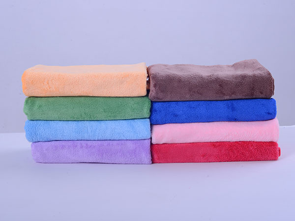 Weft Knitted Car Washing Towel 35x75cm 400gsm