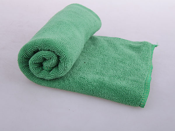 Weft Knitted Car Washing Towel 2