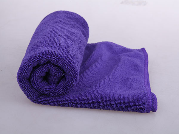 Weft Knitted Car Washing Towel 3
