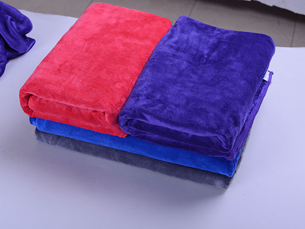 Weft Knitted Car Washing Towel 7