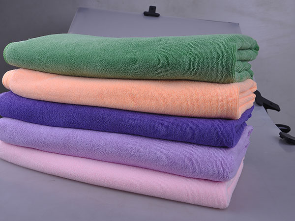 Weft Knitted Car Washing Towel 12
