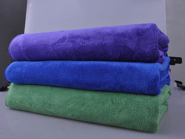 Weft Knitted Car Washing Towel 14