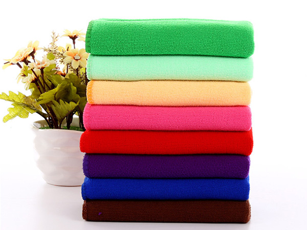 Weft Knitted Car Washing Towel 16