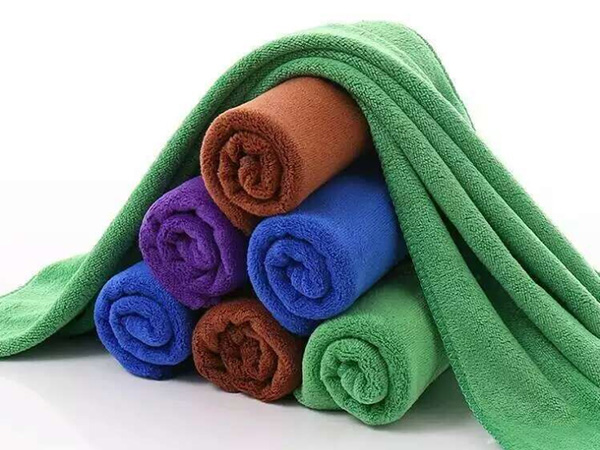 Weft Knitted Car Washing Towel 17