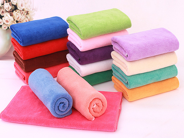 Weft Knitted Car Washing Towel 19