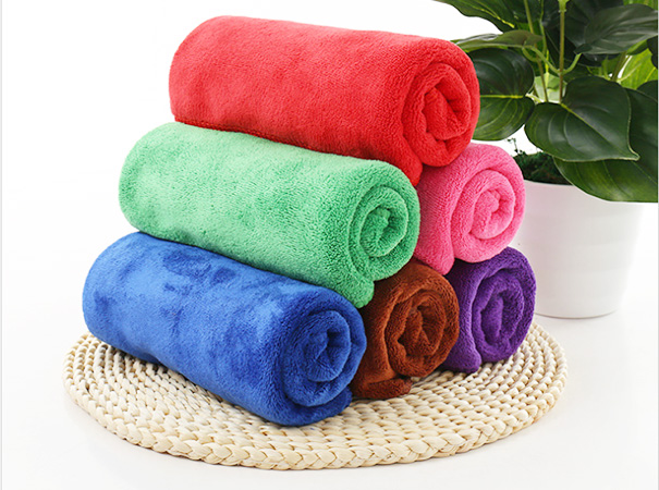 Weft Knitted Car Washing Towel 51