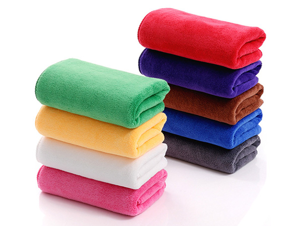 Weft Knitted Car Washing Towel 55