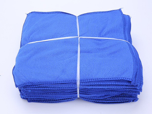 Weft Knitted Car Washing Towel 56