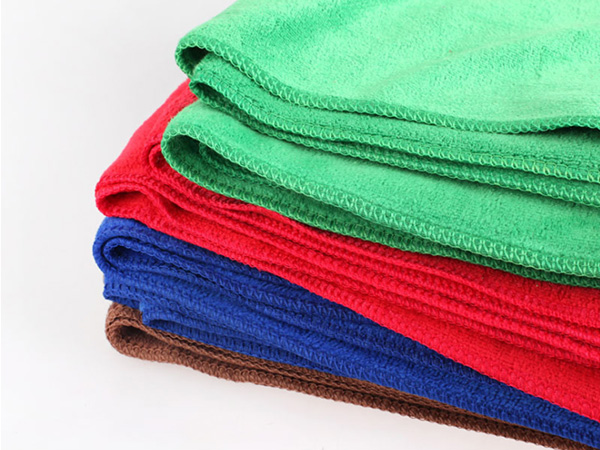 Weft Knitted Car Washing Towel 57