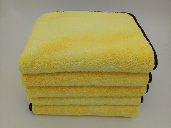 Coral Fleece Towel 4