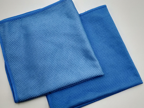 Fish Scale Microfiber Cleaning Towel 1