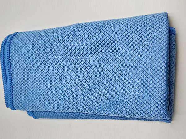 Fish Scale Microfiber Cleaning Towel 2