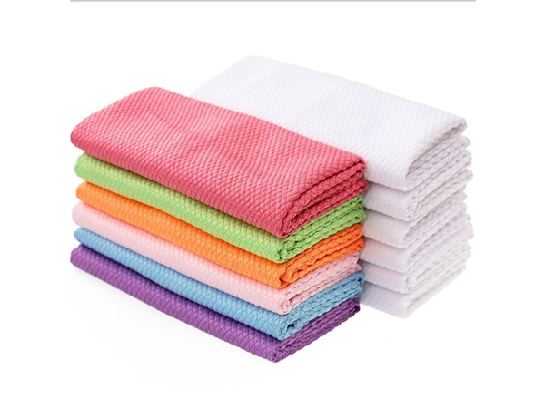 Fish Scale Microfiber Cleaning Towel 4