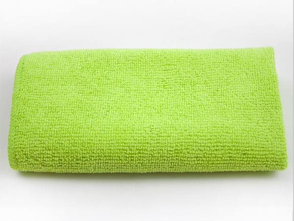 Warp Knitted Mutipurpose Microfiber Cleaning Towel 7