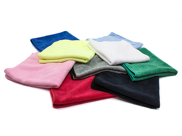 Warp Knitted Mutipurpose Microfiber Cleaning Towel 9