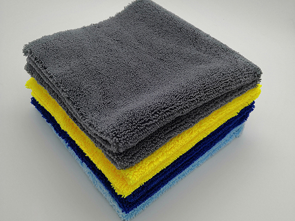 Warp Knitted Mutipurpose Microfiber Cleaning Towel 10