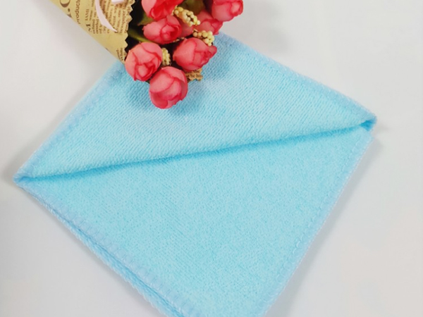 Warp Knitted Mutipurpose Microfiber Cleaning Towel 12
